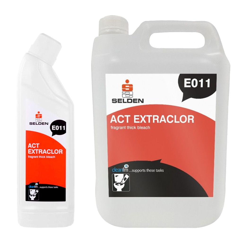 Selden | Act Extraclor | Fragrant Thick Bleach | E011