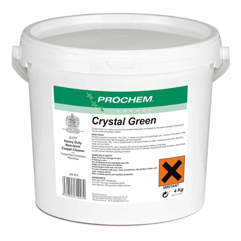 Prochem | Crystal Green | 4kg | S777-04