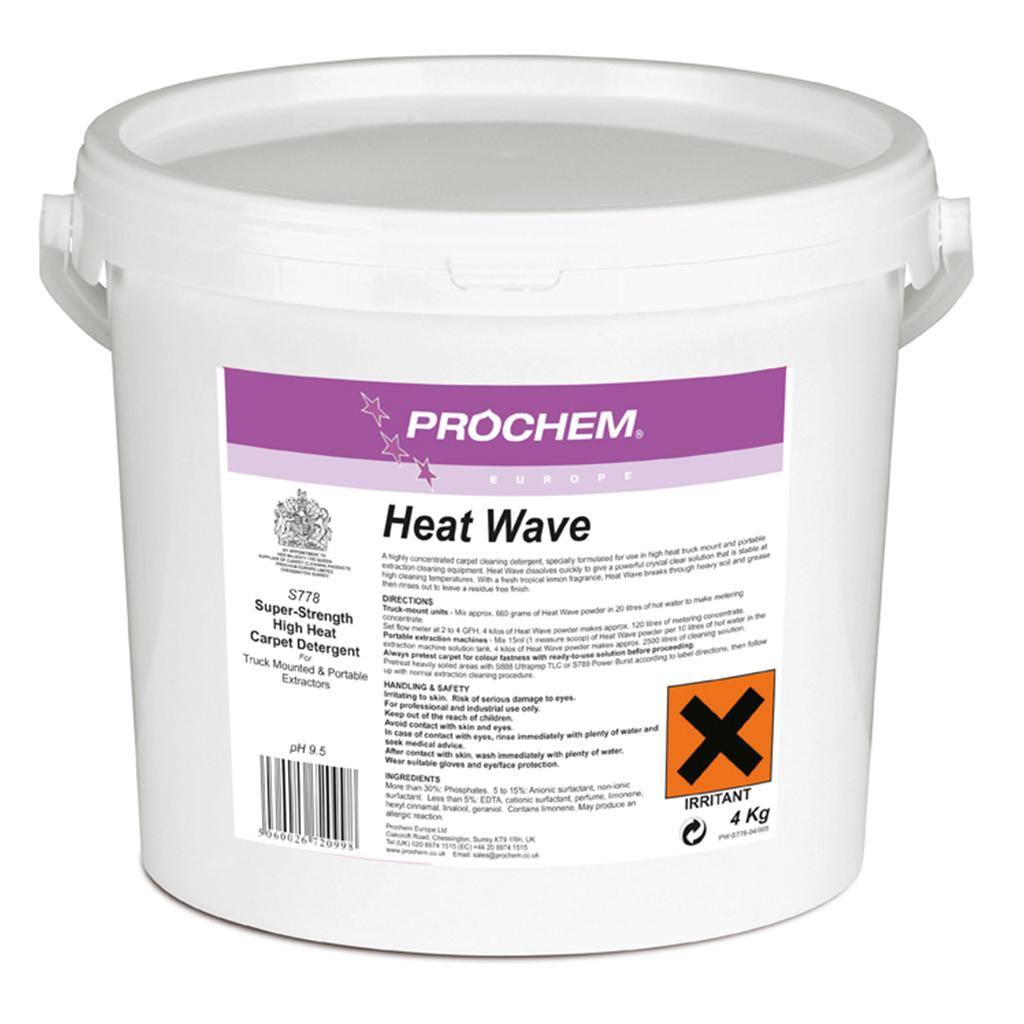 Prochem | Heat Wave | 4kg | S778