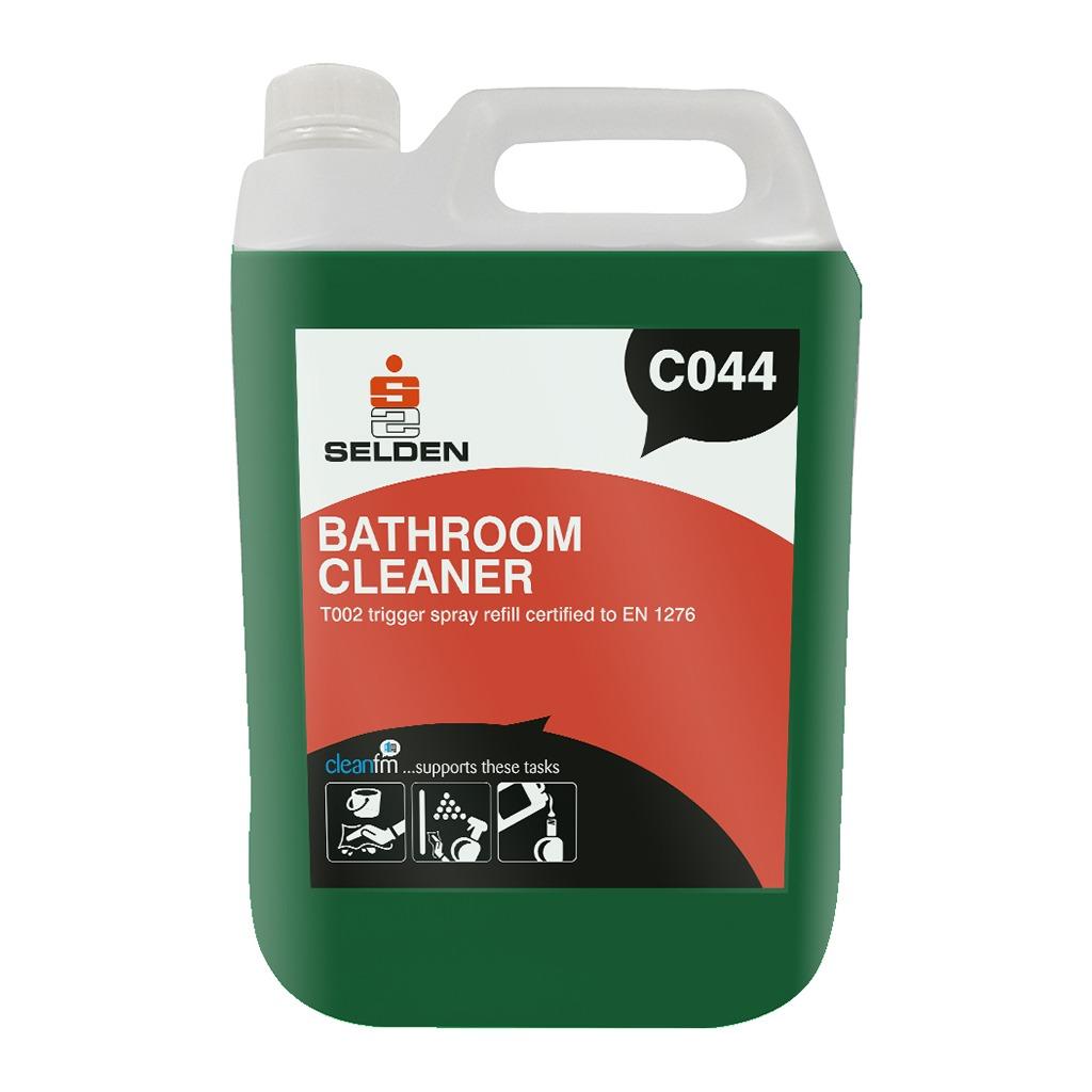 Selden | Bathroom Cleaner | Bactericidal Foam Cleaner