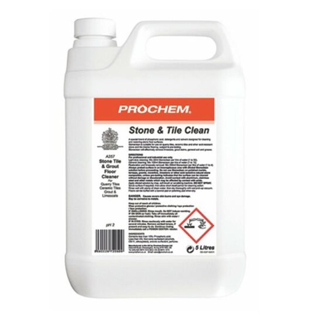 Prochem | Stone & Tile Clean | 5 Litre | A257