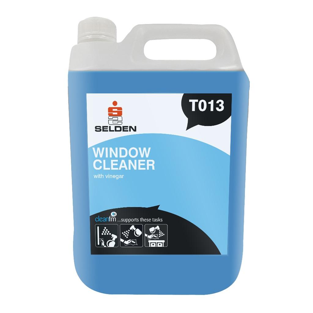 Selden | Window Cleaner with Vinegar | T013