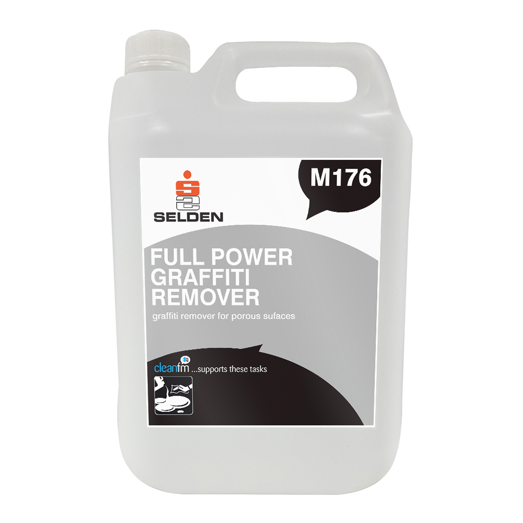 Selden | Full Power Graffiti Remover | 5 Litre | M176