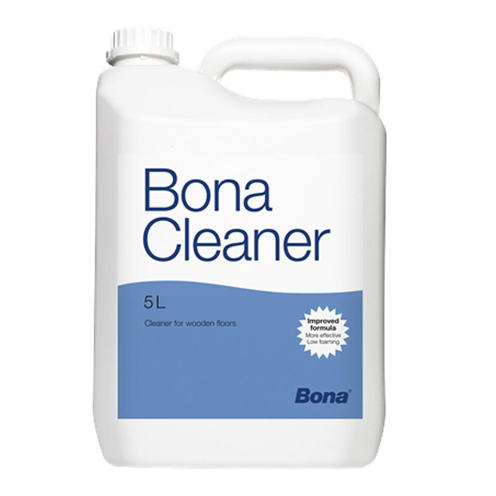 Bona Cleaner   For Wooden Floors   5 Litre   Box of 3
