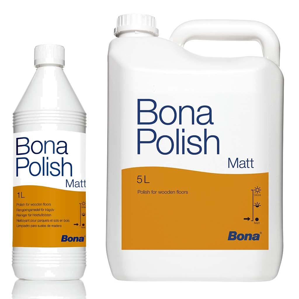 Bona Polish | Matt | For Lacquered Floors