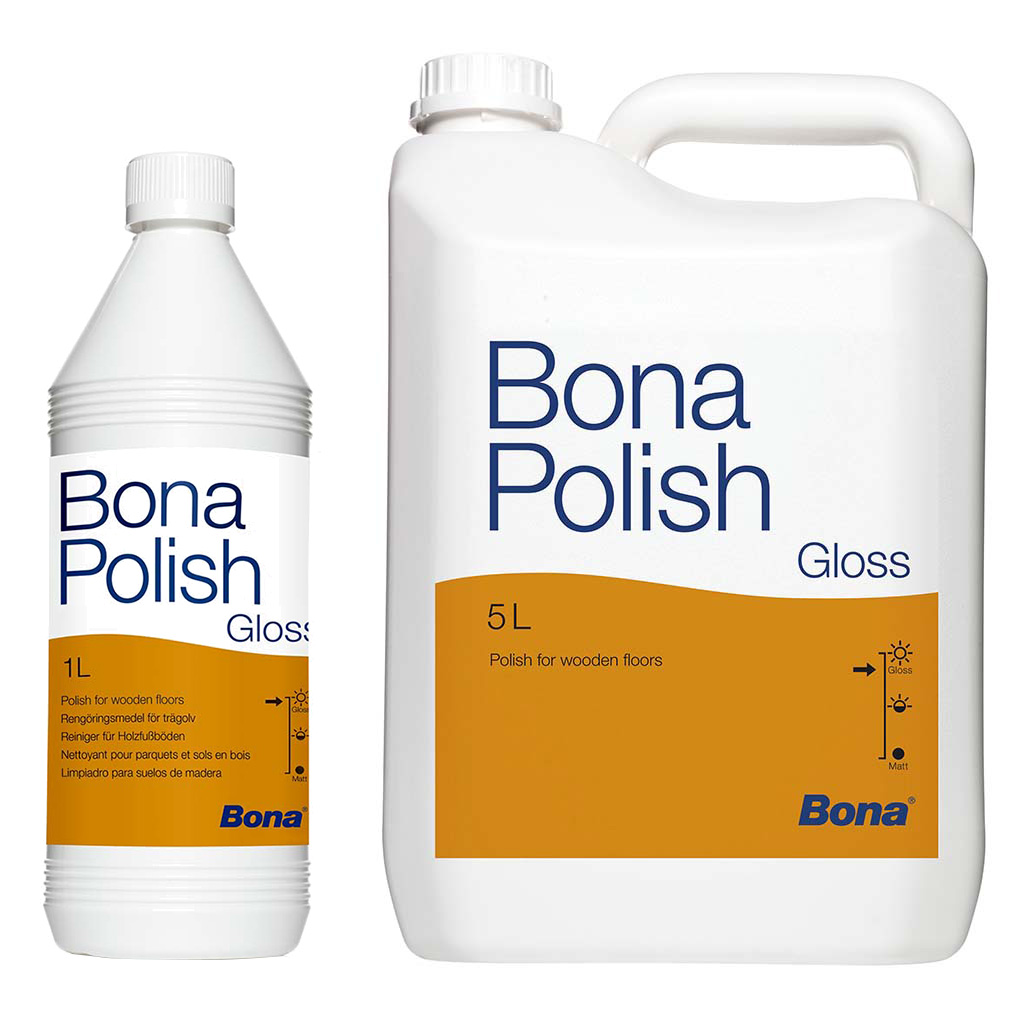 Bona Polish | Gloss | For Lacquered Floors