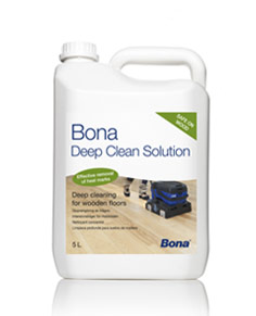 Bona | Deep Clean Solution | For Lacquered Floors | Case of 3