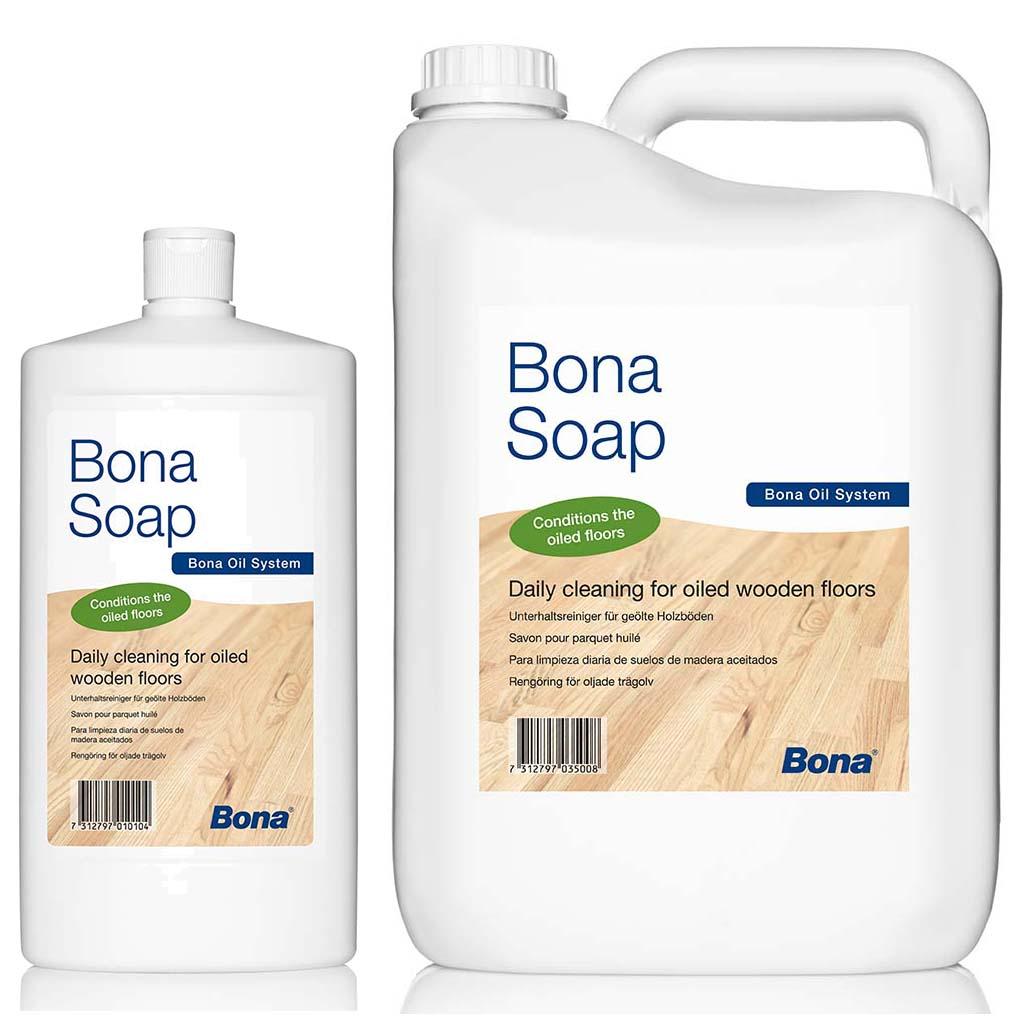 Bona Oil Soap | Oiled Wooden Floor Cleaner
