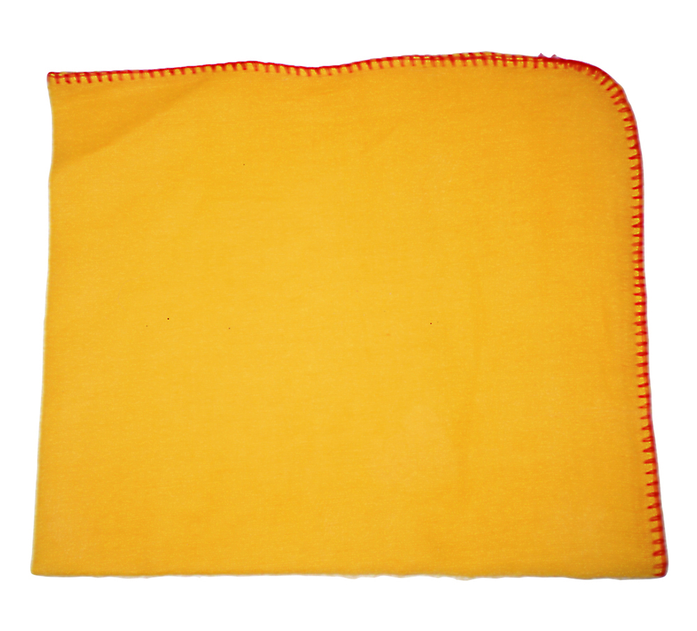 SYR | Standard Yellow Dusters | 40 x 50cm | Pack of 10