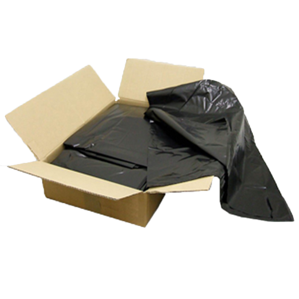 Black Heavy Duty Compactor Sacks | Box of 100 | BRS051