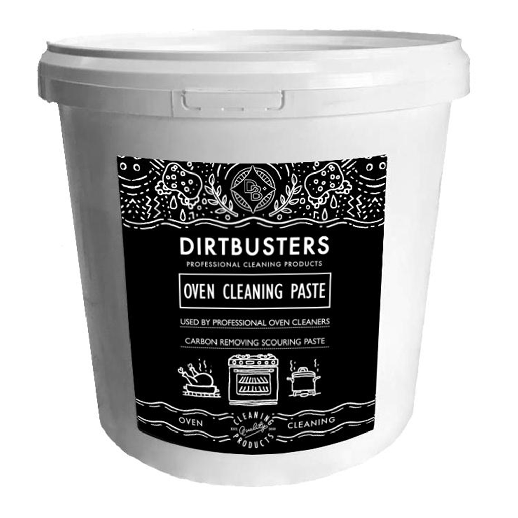Dirtbusters | Bio Oven Cleaning Paste | 5kg