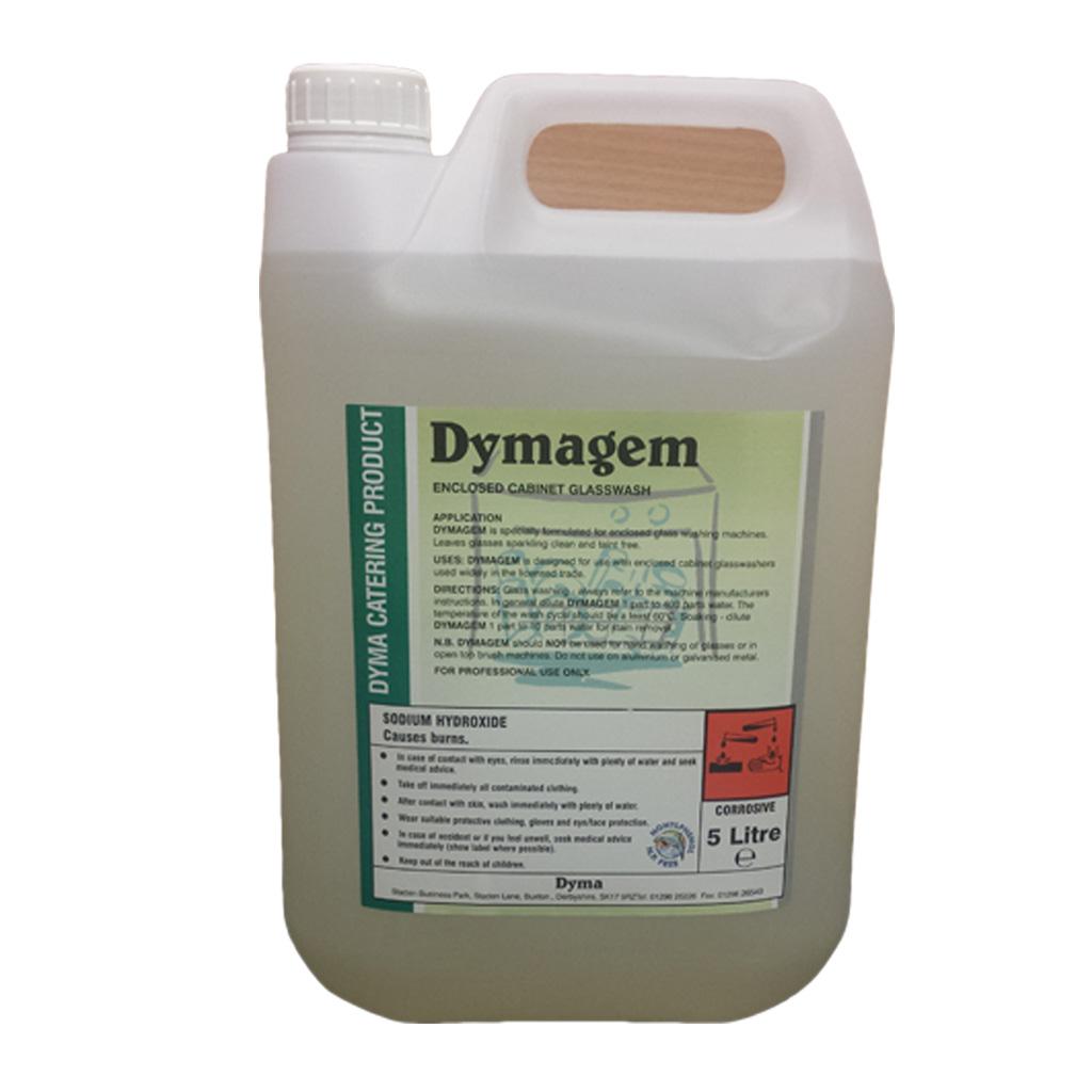 Selden   Dymagem   Enclosed Cabinet Glass Wash   5 Litre   J014