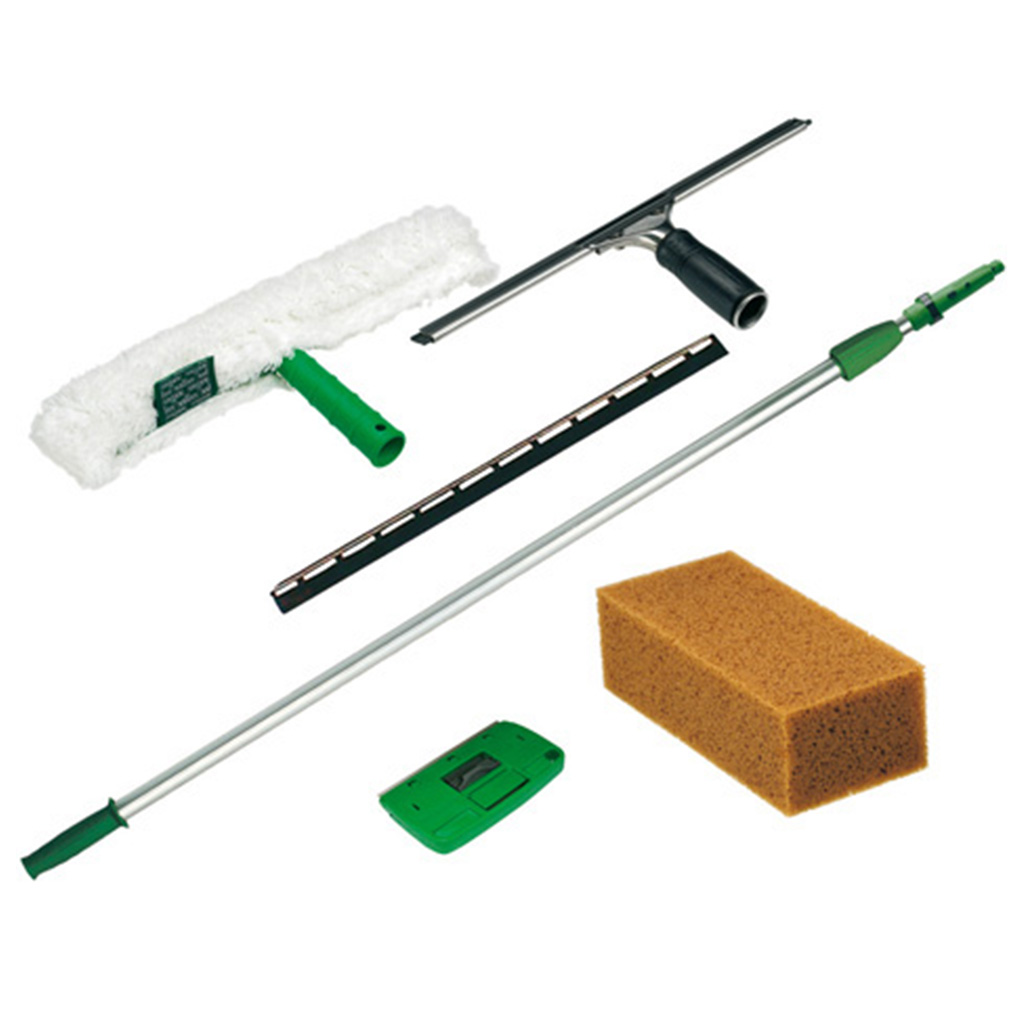 Unger   Pro Glass Cleaning Set   PWK00