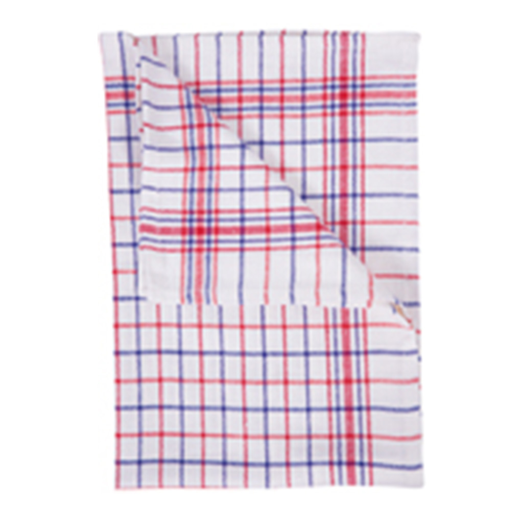 Robert Scott | Caterer's Check Tea Towels | Pack of 10