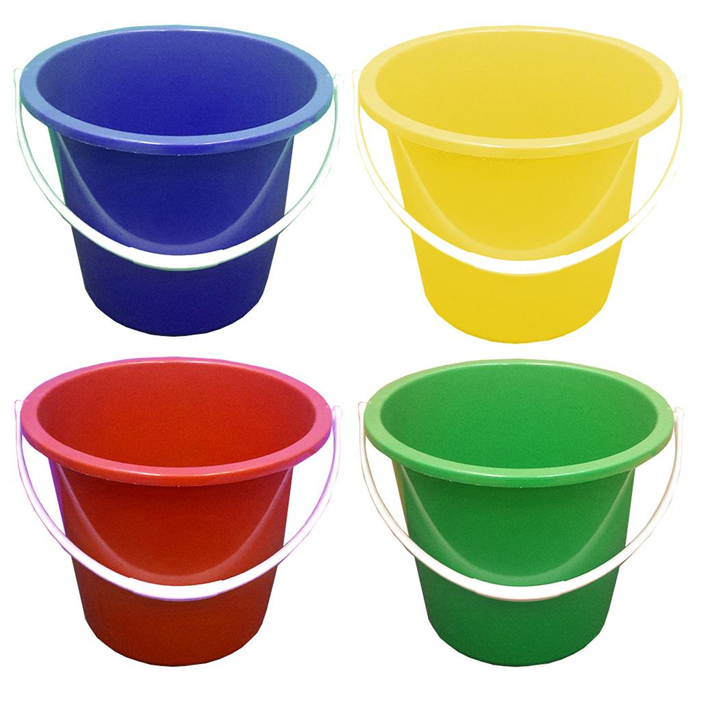 Robert Scott | Round Plastic Bucket | 10 Litre