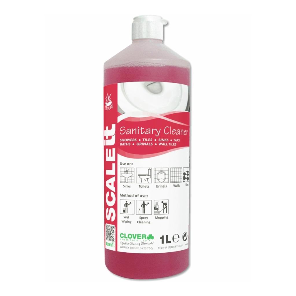 Clover | Scaleit | Sanitary Cleaner & Descaler | 598