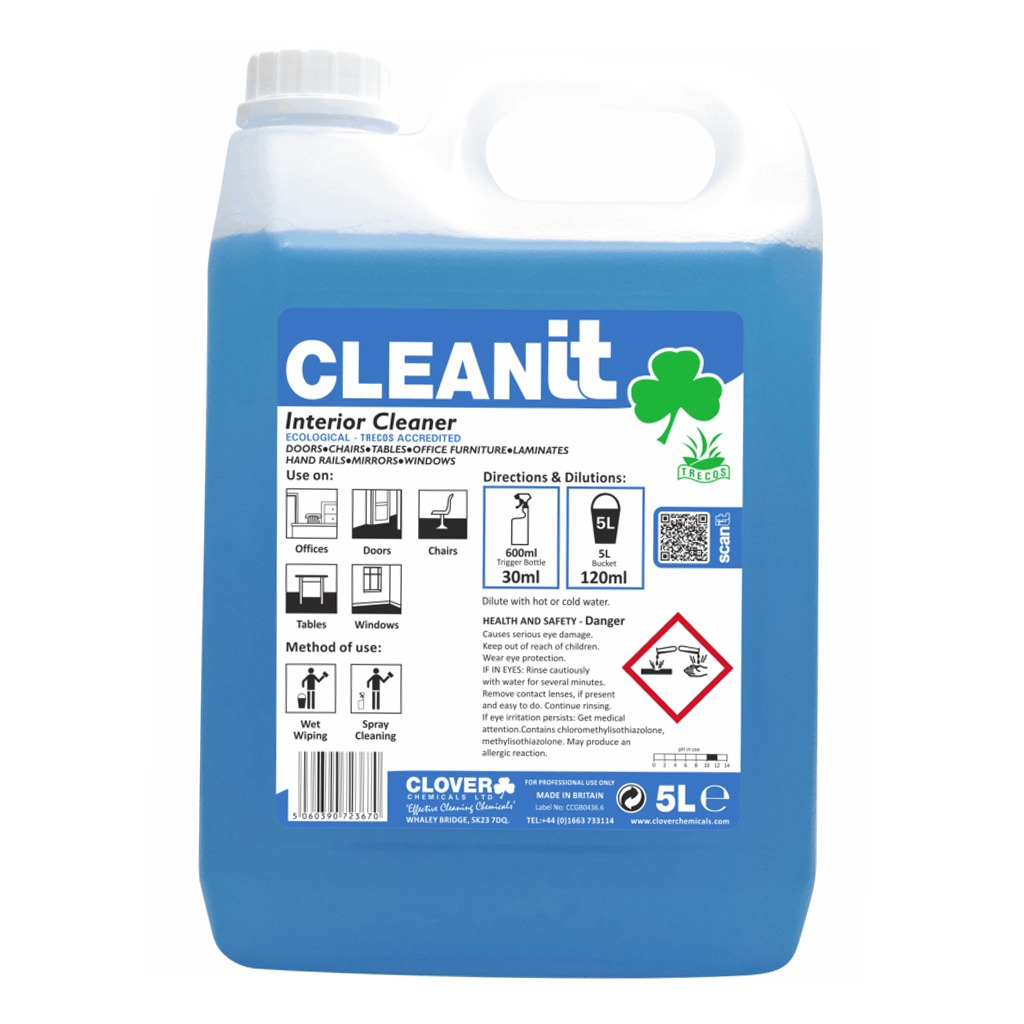 Clover | Cleanit | Interior Cleaner | 397
