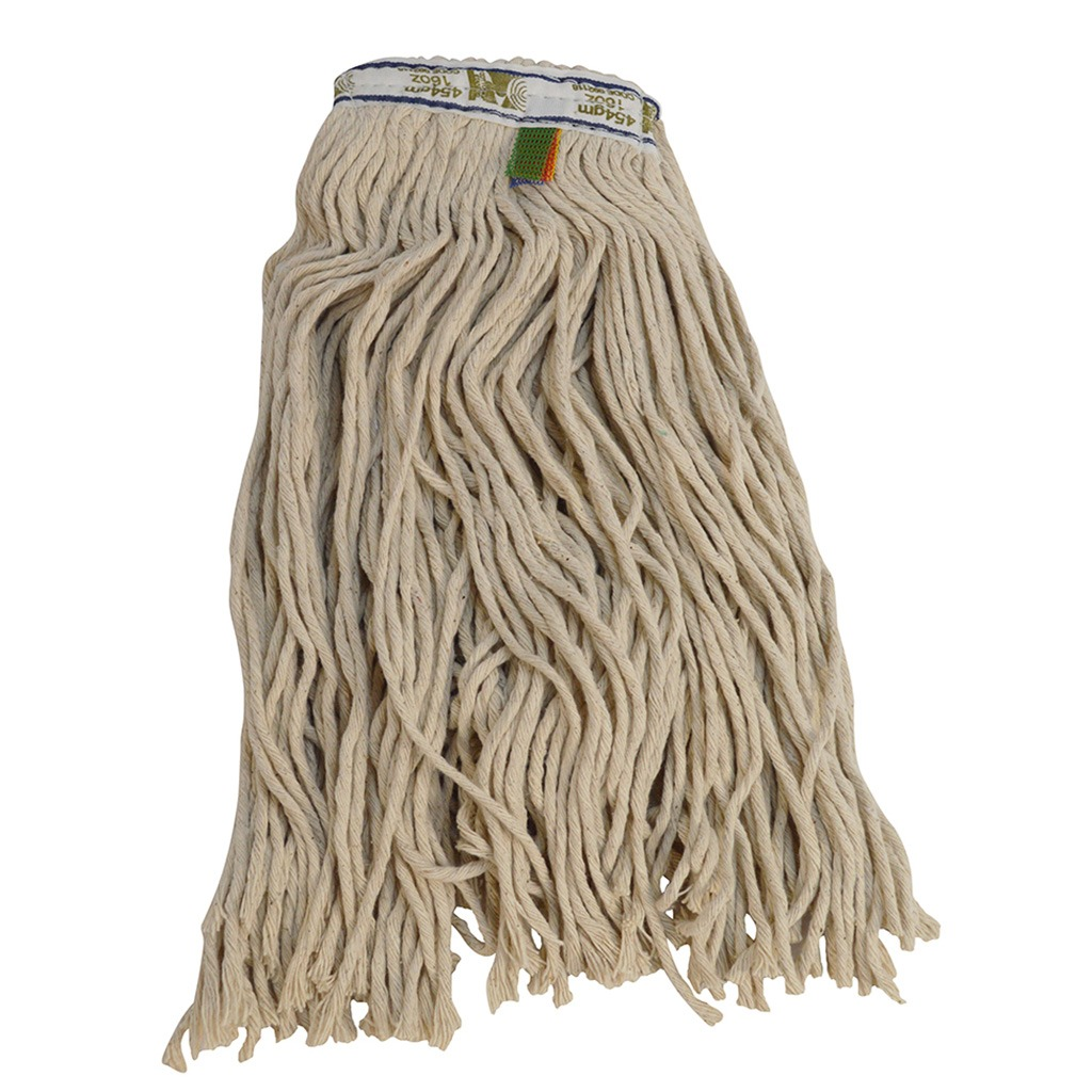 SYR | PY Kentucky Mop Head | 12oz | 16oz | Box Quantity