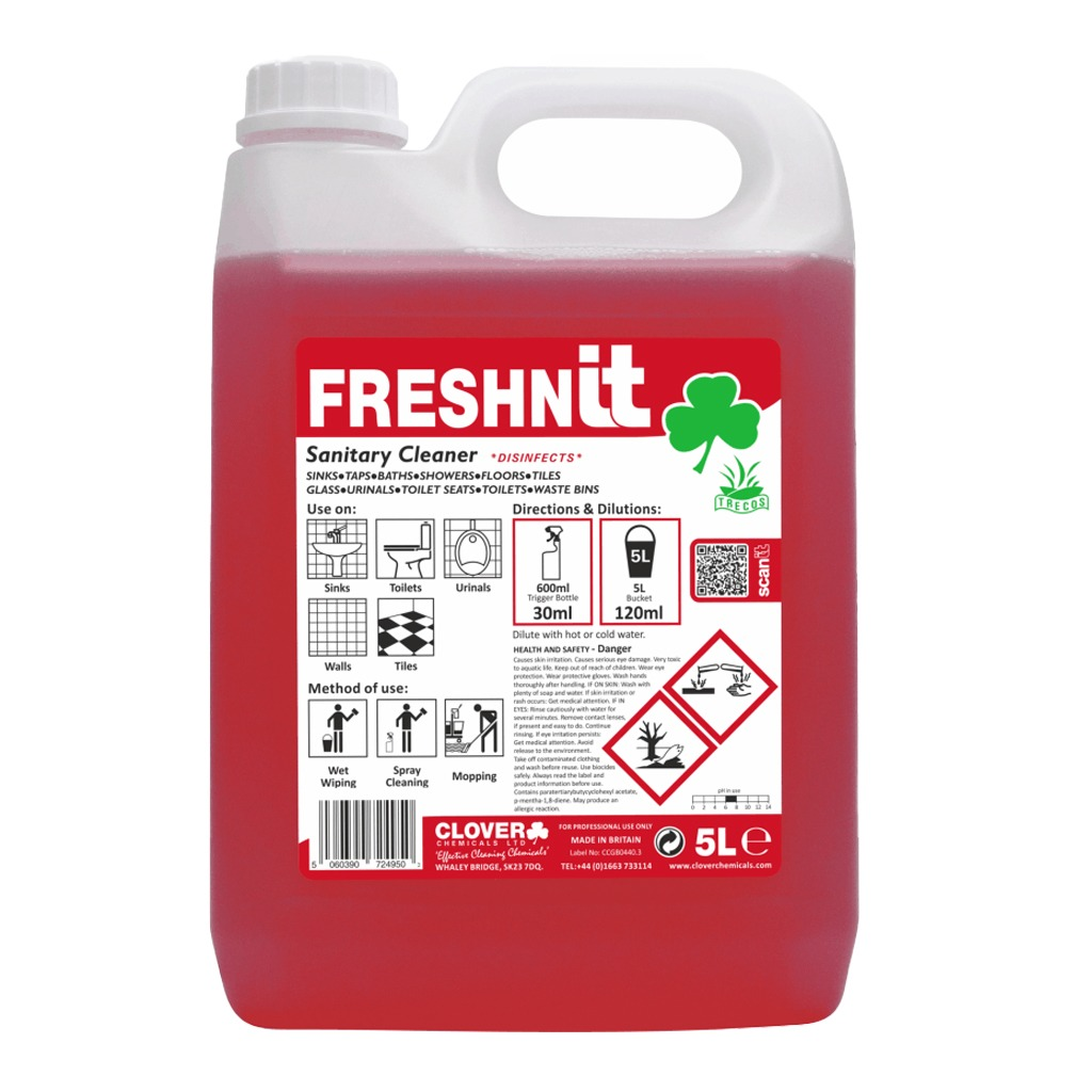 Clover | Freshnit | Perfumed Sanitary Cleaner | 898