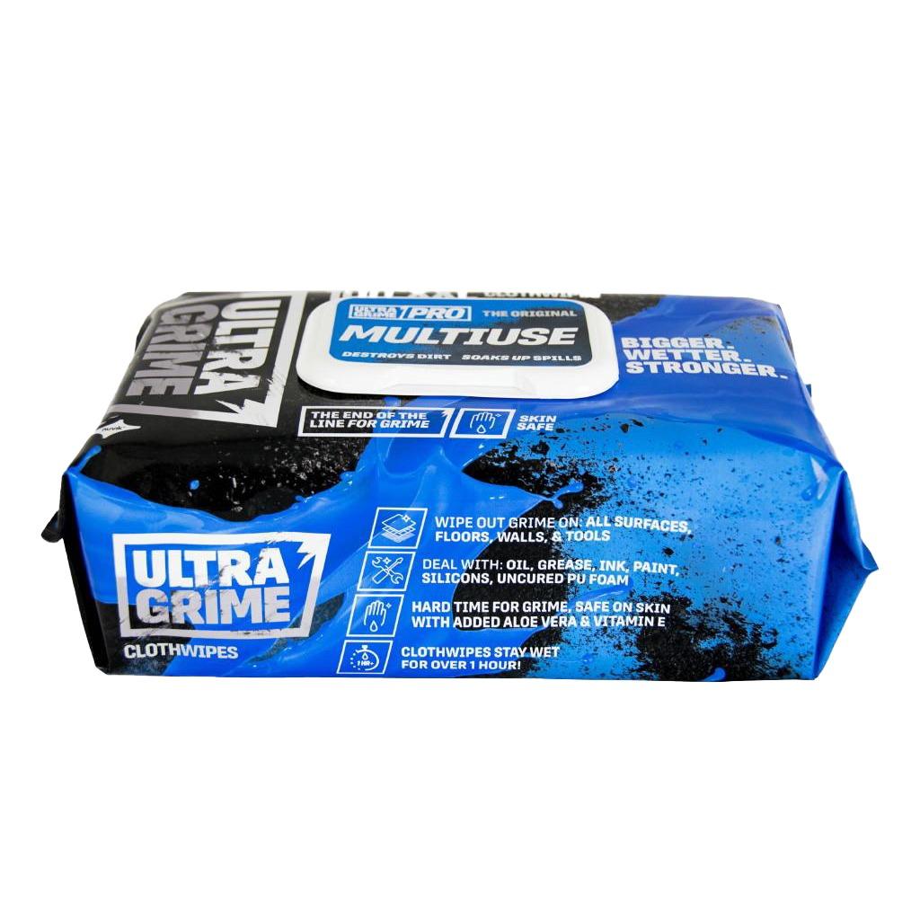 Uniwipe   UltraGrime Pro Multiuse Wipes   Pack of 100