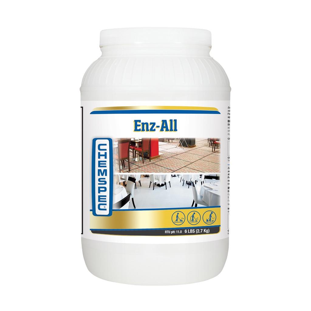 Chemspec   Enz-All   Enzyme Pre-Spray   2.7kg 123379