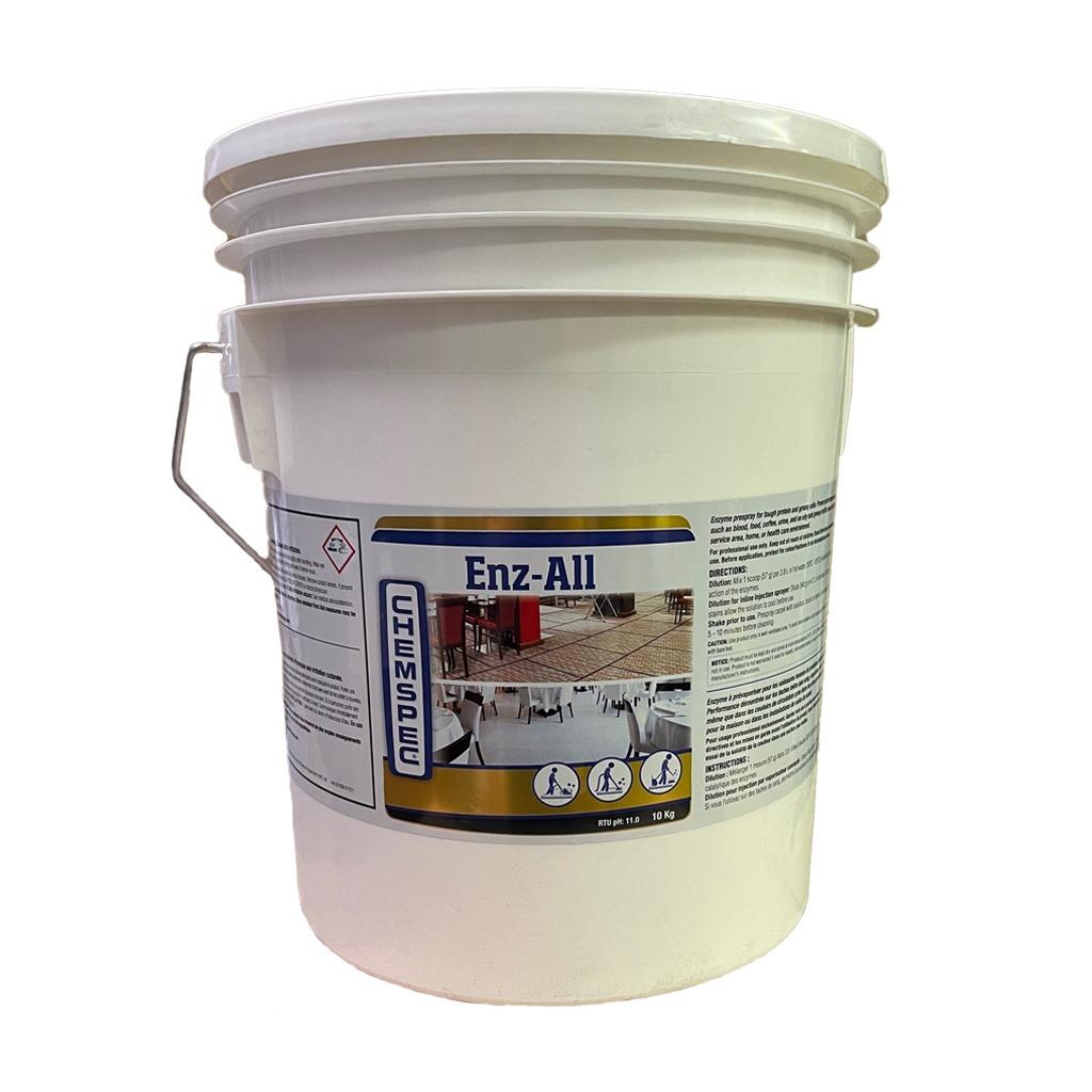 Chemspec | Enz-All | Enzyme Pre-Spray | 10kg | 125692