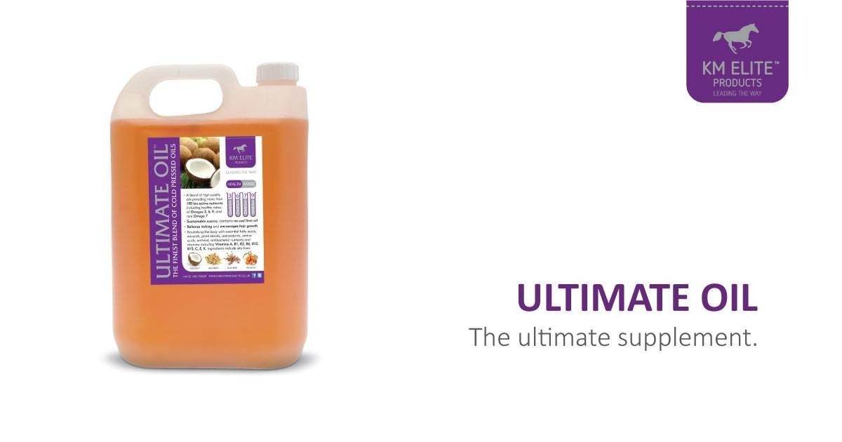 Ultimate Oil is the next generation in oil supplementation