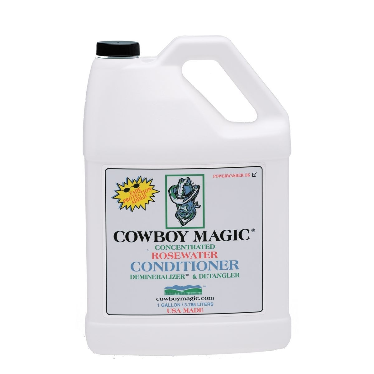 Cowboy Magic Rosewater Condtioner
