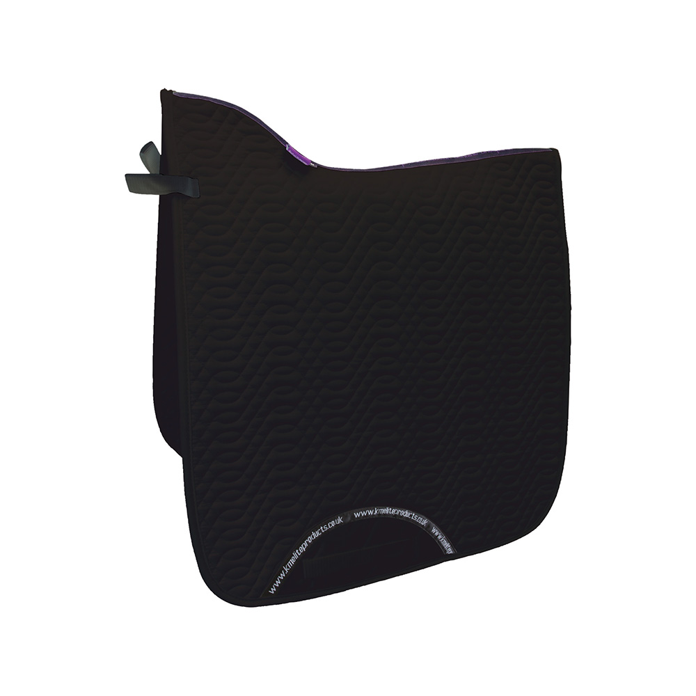 Dressage Cotton Square Black