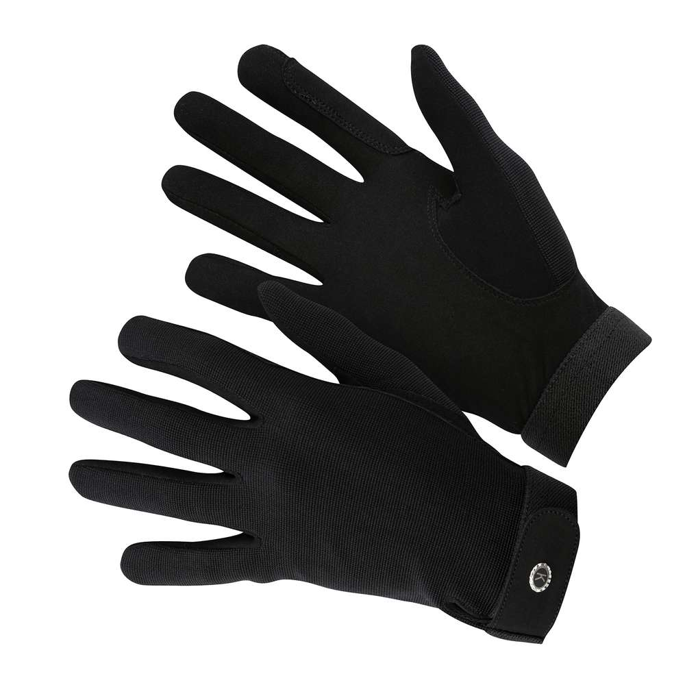 KM Elite All Rounder Glove Black