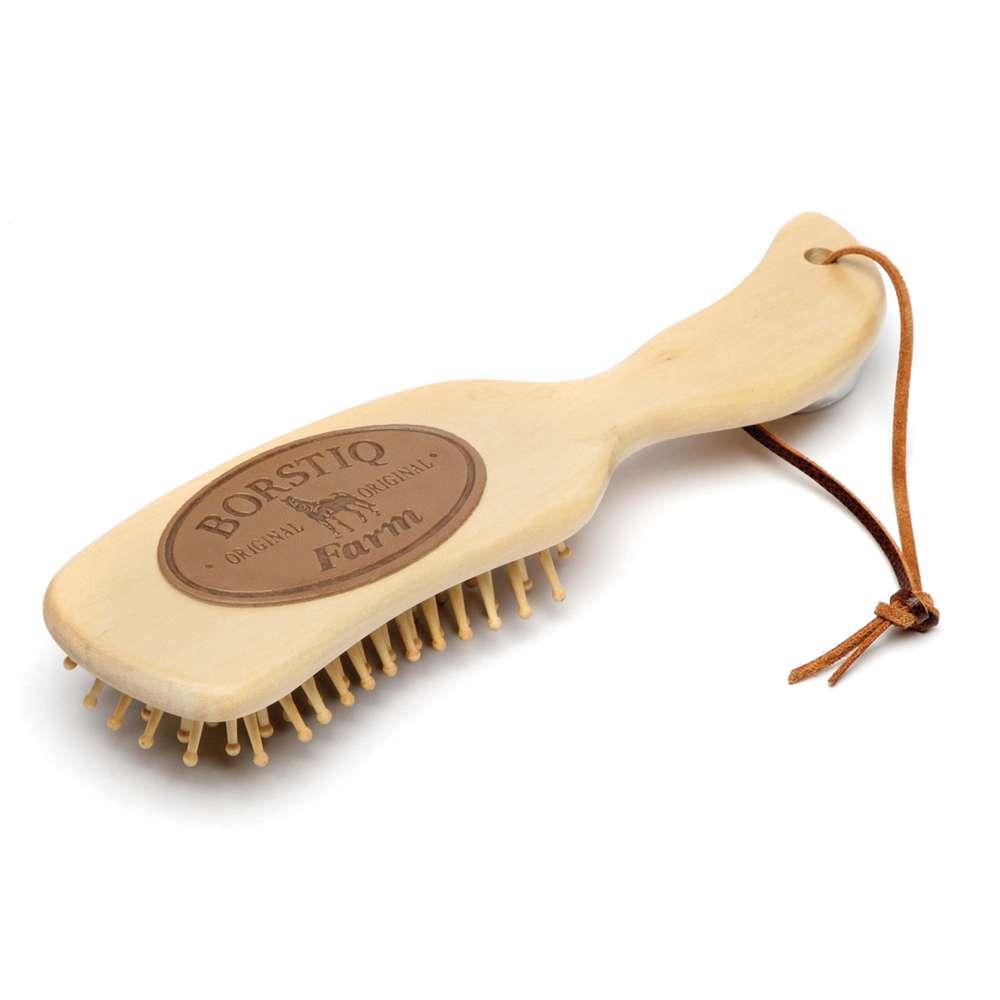 Borstiq Ergo Hair/Massage Brush Medium