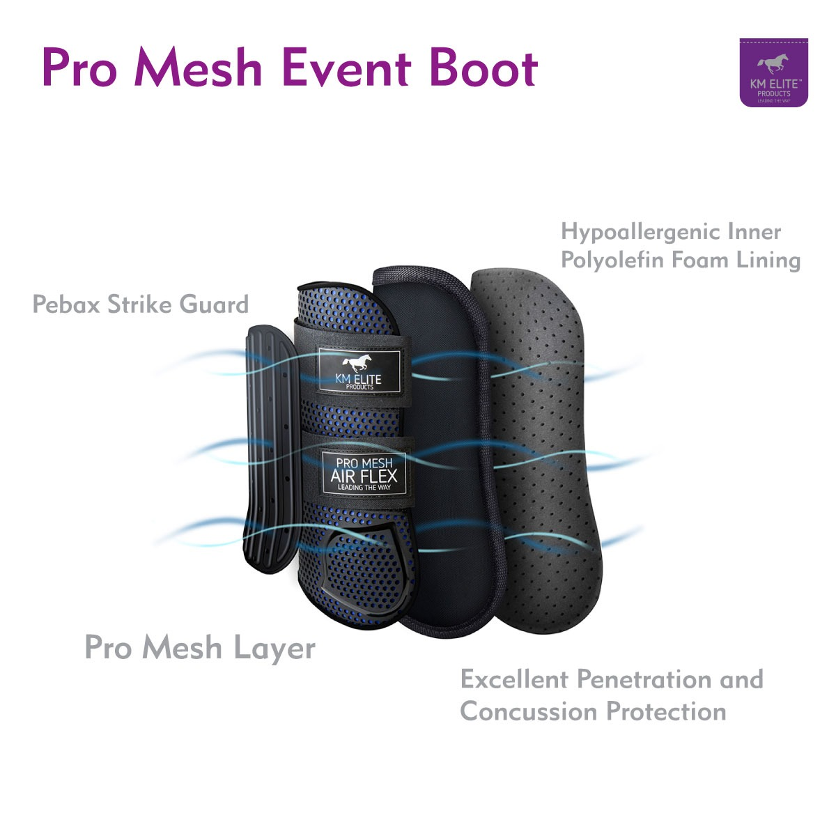 Pro Mesh Event Boot Set *FREE HIND SET*