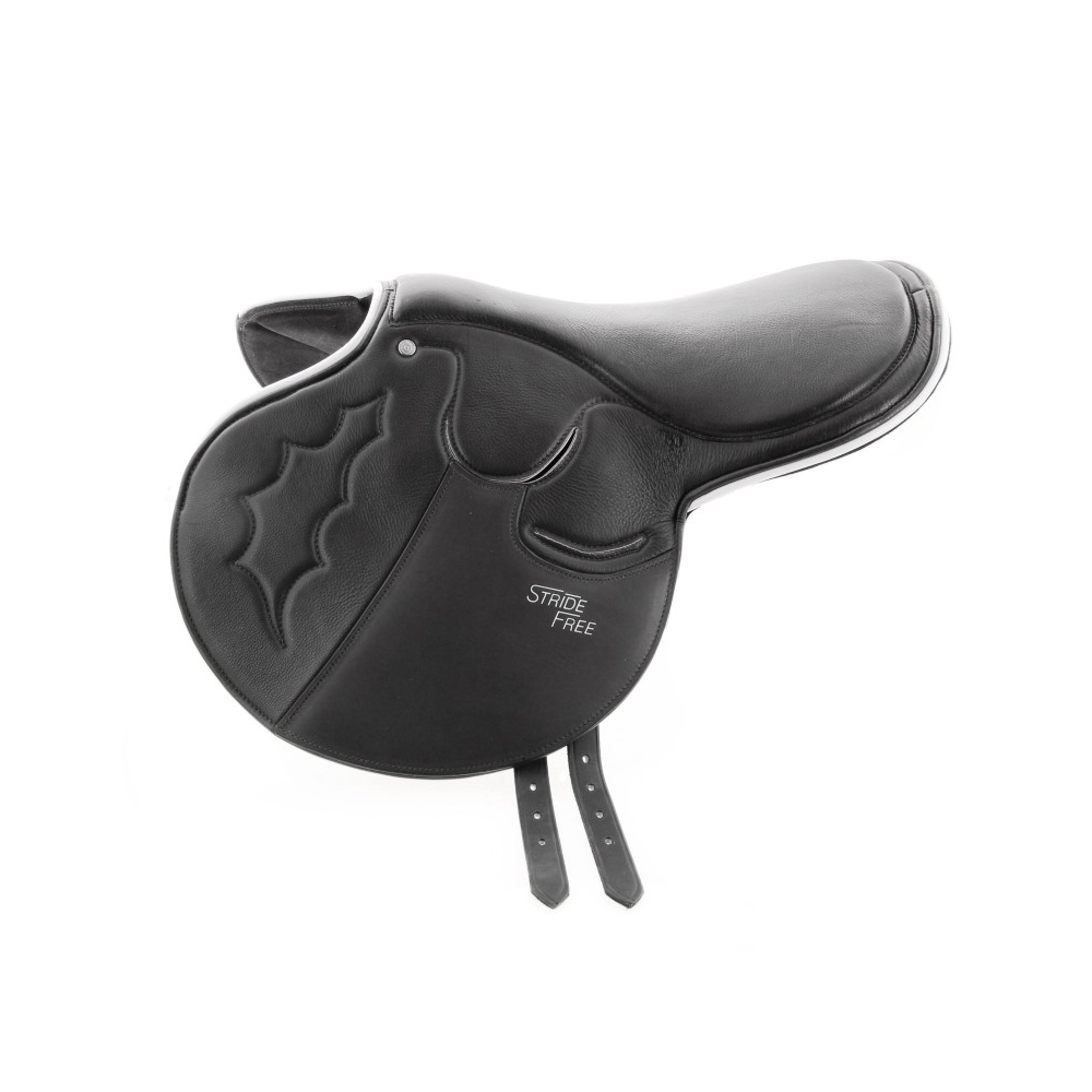 StrideFree® Saddle Black