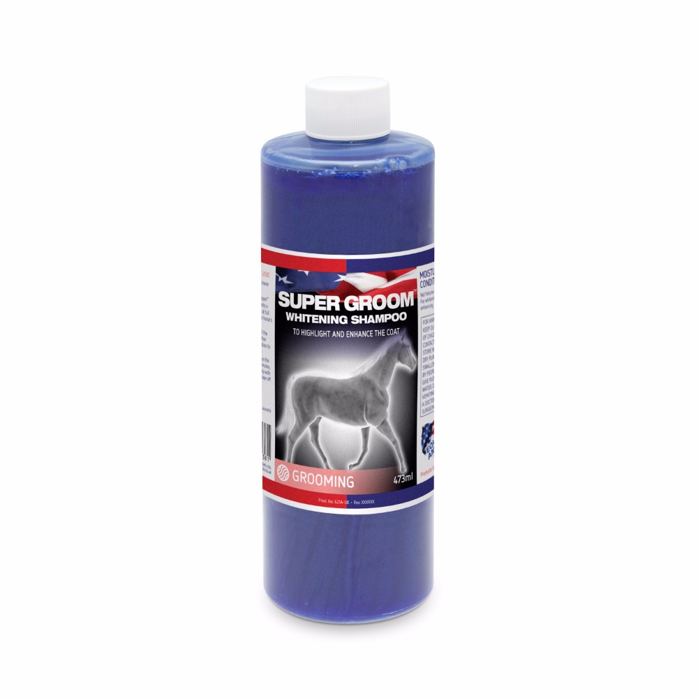Super Groom Whitening Shampoo 473ml