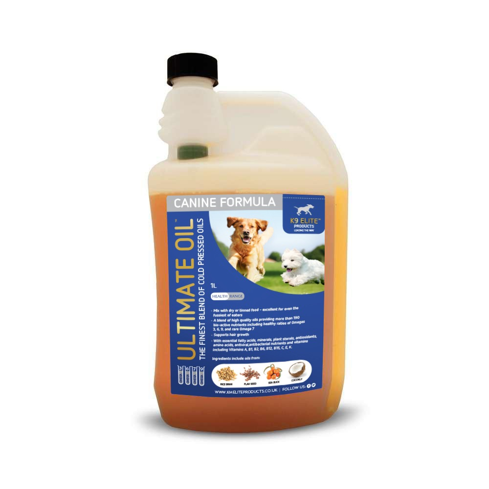 Canine Ultimate Oil