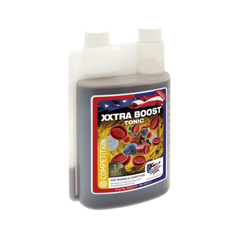 Xtra Boost Tonic 1ltr