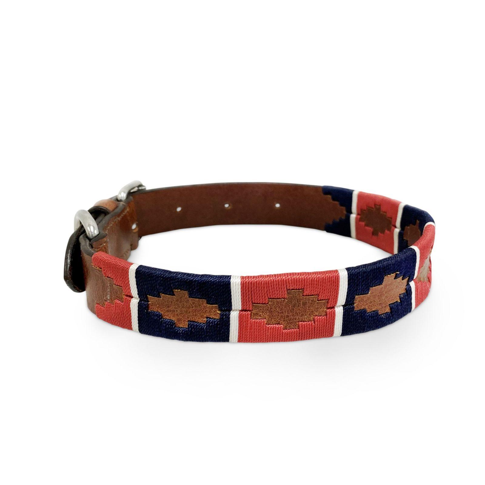 KM Elite Argentinian Dog Collar - Traditional