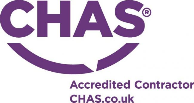 Awarded CHAS Accreditation 2017 - 2018