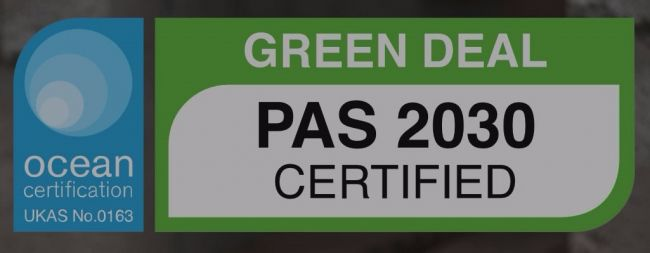 PAS2030 Quality Management Accreditation