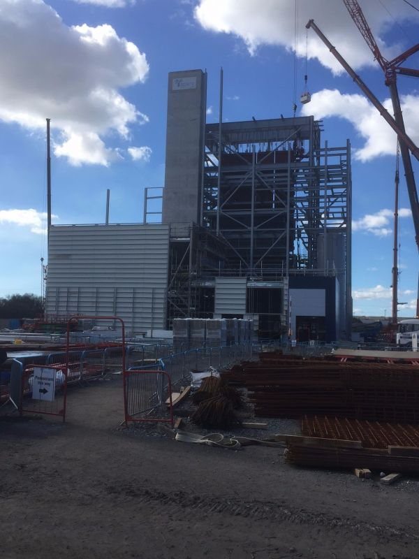 Margam Biomass Wood To Energy Project