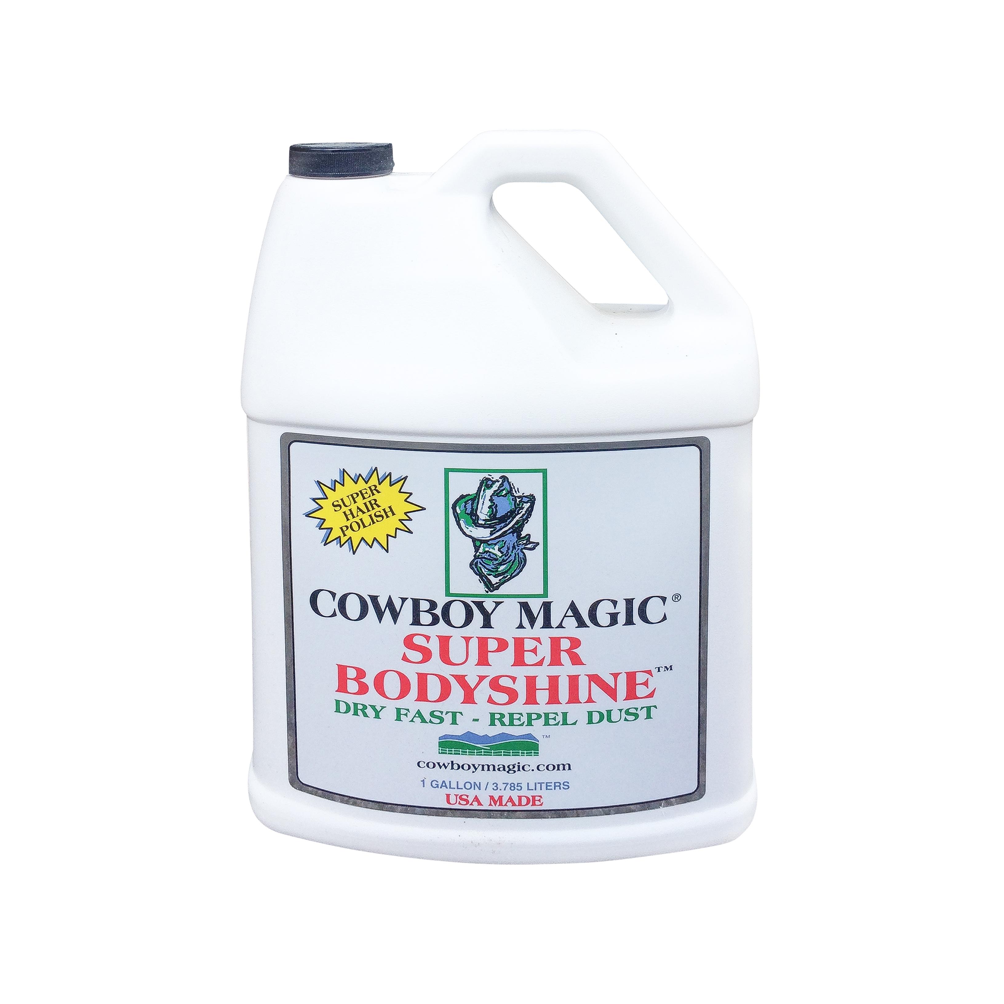 Cowboy Magic Super Bodyshine Gallon - Out Of Stock