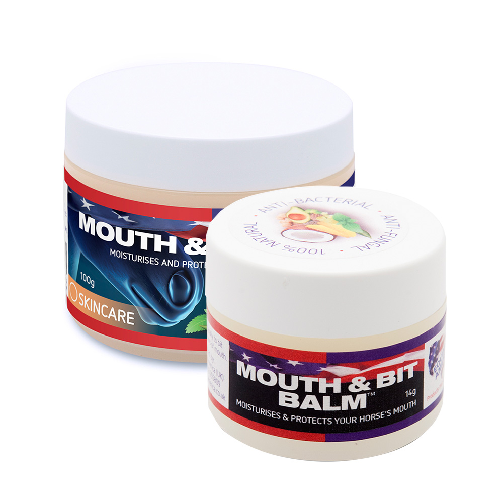 Equine America Mouth & Bit Balm