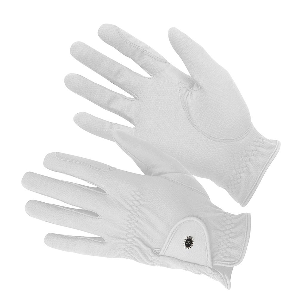 KM Elite ProGrip Glove White