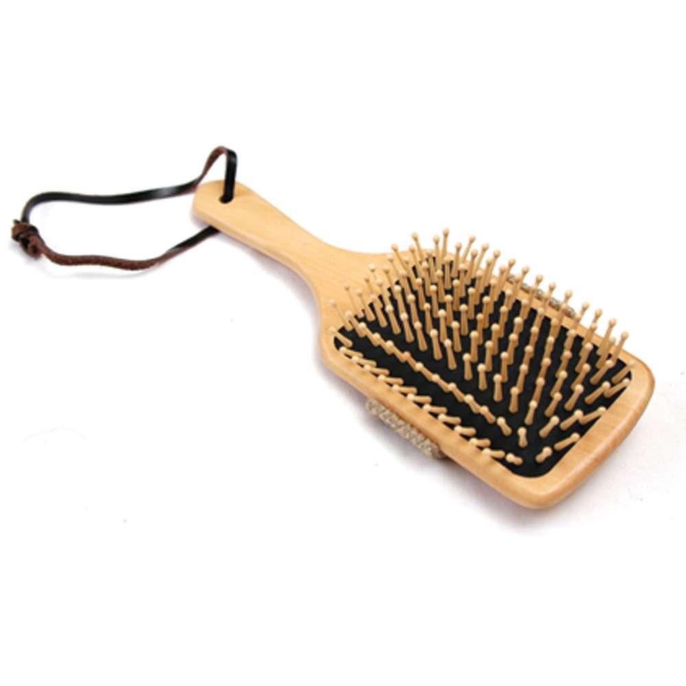 Borstiq Mane-Tail Massage Brush Large