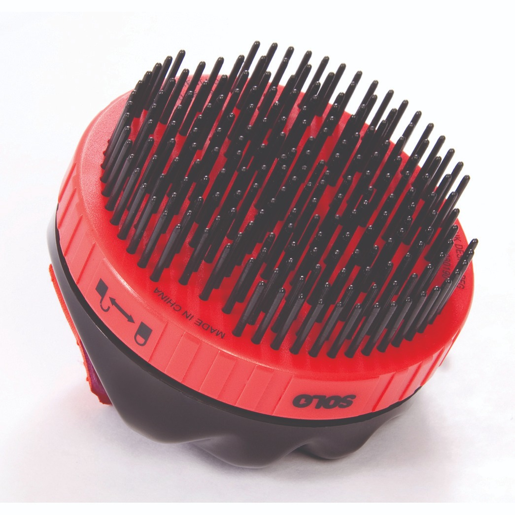 SoloComb Retractable Brush