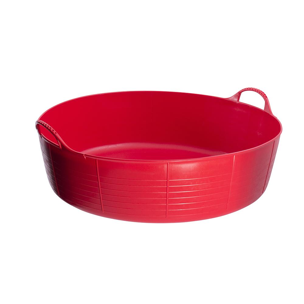 Tubtrug 35L Shallow Red