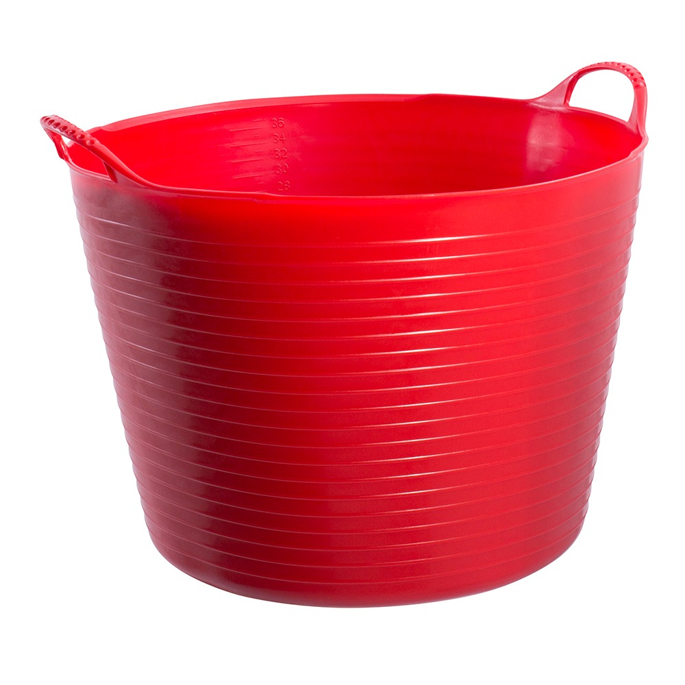 Tubtrug 38ltr Red