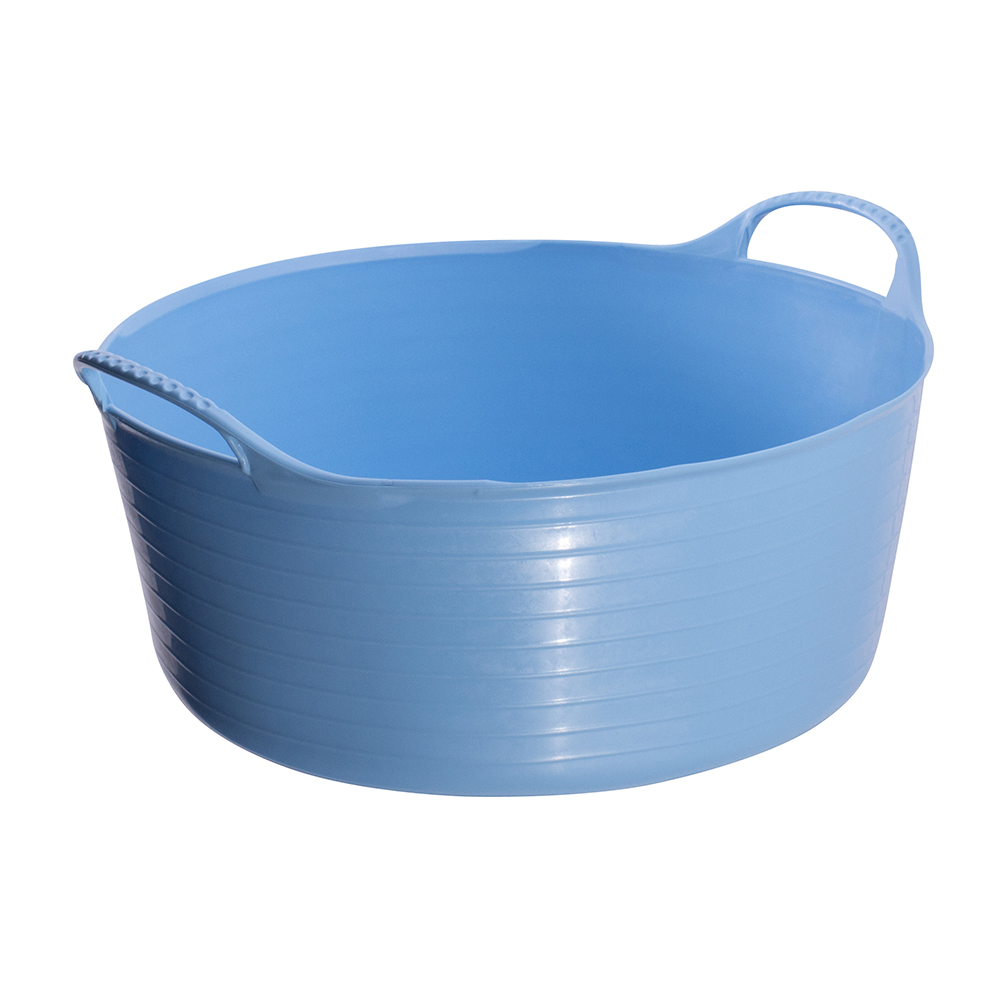 Tubtrug Shallow 15L Baby Blue