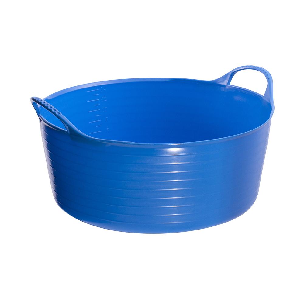 Tubtrug Shallow 15L Blue