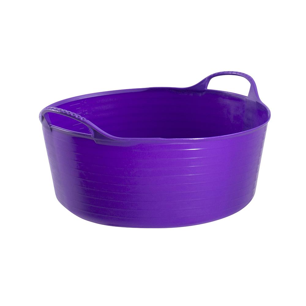 Tubtrug Shallow 15L Purple